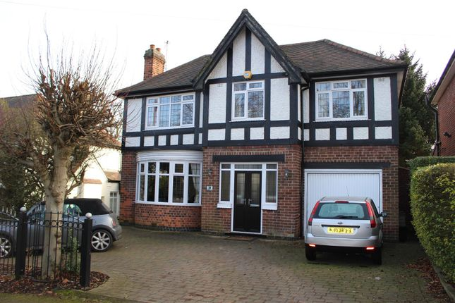 Thumbnail Detached house for sale in Boundary Road, West Bridgford, Nottingham