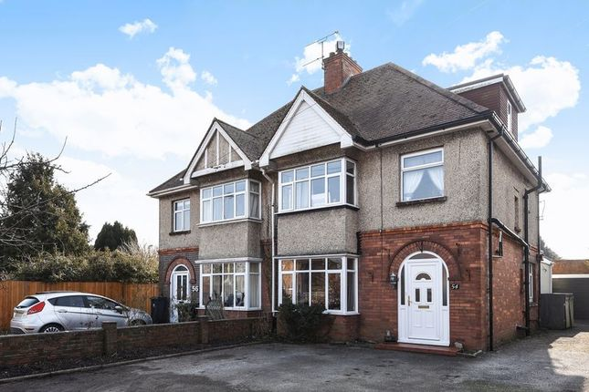 Thumbnail Semi-detached house for sale in London Road, Dorchester