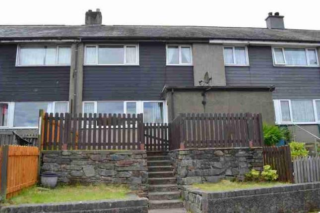 Thumbnail Terraced house for sale in Y Glynnor Estate, Gellilydan