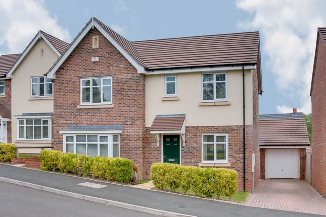 Thumbnail Detached house for sale in Watercress Drive, Catshill, Bromsgrove