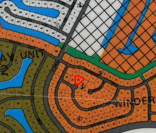 Land for sale in Windermere, Grand Bahama, The Bahamas