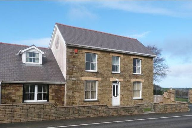 Thumbnail Detached house to rent in Llanarth, Aberaeron