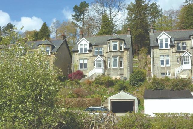 Thumbnail Detached house for sale in Station Road, Bearsden, East Dunbartonshire