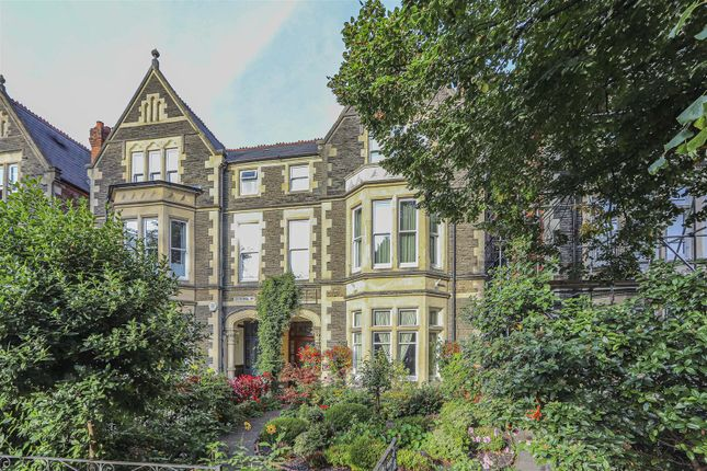 Thumbnail Property for sale in Cathedral Road, Pontcanna, Cardiff