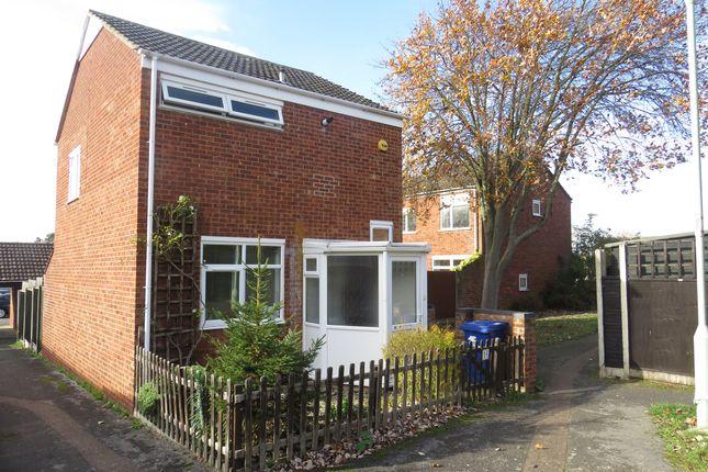 Thumbnail Detached house for sale in Vincent Close, Newmarket