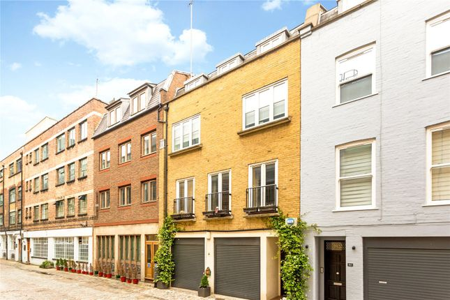 Thumbnail Mews house for sale in Chenies Mews, Fitzrovia, London