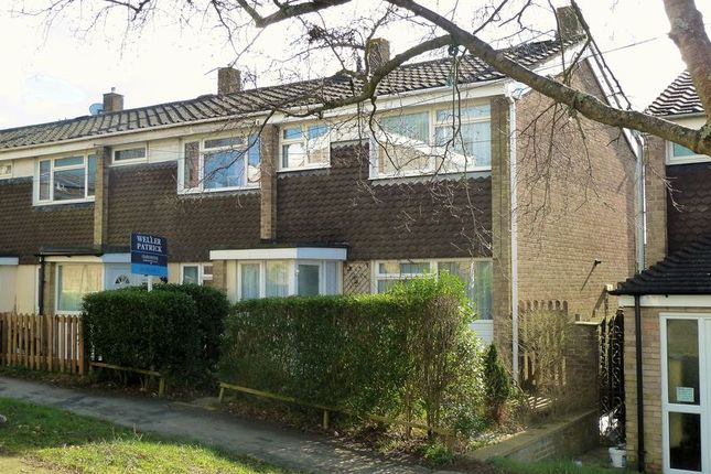 3 bed end terrace house for sale in Hermitage Close, Bishops Waltham, Southampton