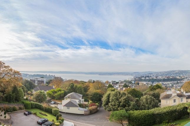 Thumbnail Flat for sale in Teneriffe Middle Warberry Road, Torquay