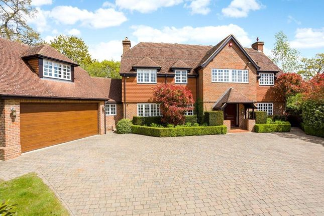 Thumbnail Detached house to rent in Poles Park, Hanbury Drive, Thundridge, Ware