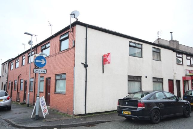 Thumbnail Flat to rent in Milkstone Road, Deeplish, Rochdale