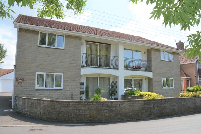 Thumbnail Flat for sale in Ebdon Road, Weston-Super-Mare