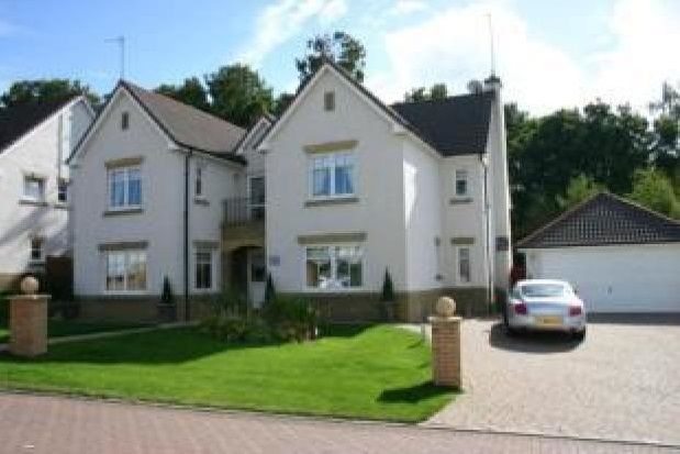 Thumbnail Detached house to rent in Royal Gardens, Bothwell, Glasgow