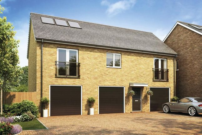 Thumbnail Flat for sale in Plot 37, The Lysander, St. Andrew's Park, Uxbridge