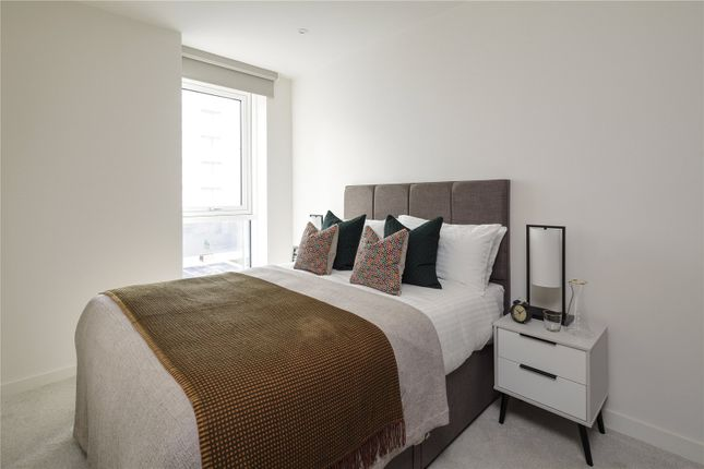 Thumbnail Flat to rent in The Green Rooms, Blue, Media City UK, Salford