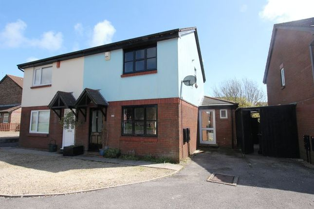 Thumbnail Semi-detached house for sale in Enfield Drive, Barry