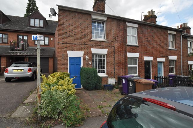 Thumbnail Detached house to rent in Trevor Road, Hitchin