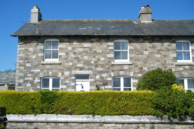 Thumbnail Property for sale in Poundstock, Bude
