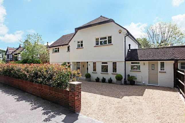 Thumbnail Property for sale in Northcroft Road, Englefield Green, Egham