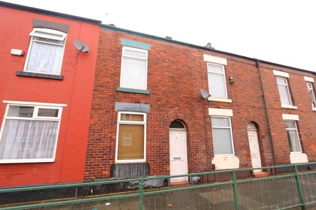 Thumbnail Terraced house for sale in Bennett Street, Hyde