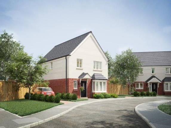 Thumbnail Detached house for sale in Danesmore Pastures Russell Close, Wolverhampton, West Midlands