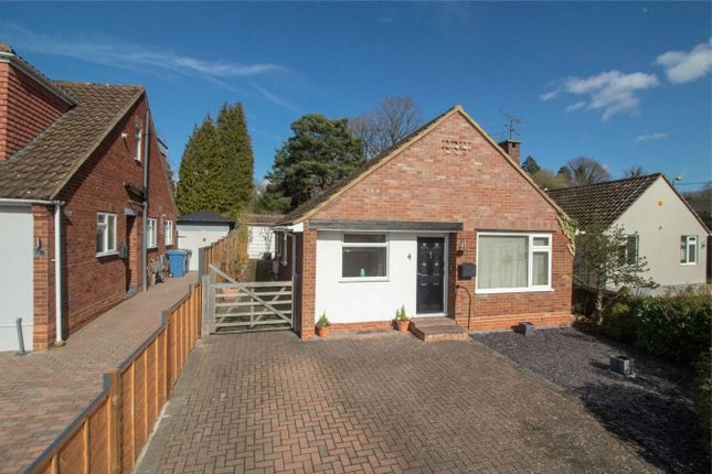 Thumbnail Detached bungalow for sale in Grenville Drive, Church Crookham, Fleet