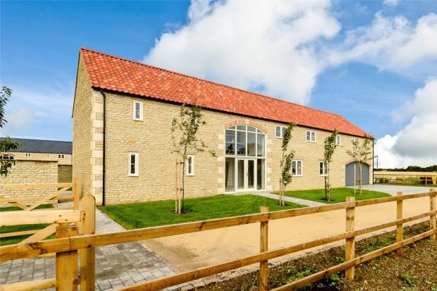 Thumbnail Detached house for sale in Corner Farm, Towngate West, Market Deeping, Peterborough