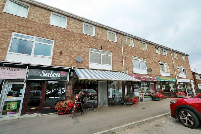 Thumbnail Maisonette to rent in Oakleaze Road, Thornbury, Bristol