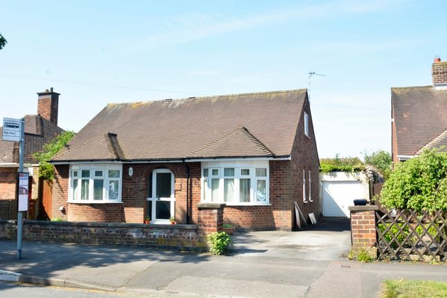 Thumbnail Detached bungalow to rent in Greenmoor Road, Burbage, Leicestershire