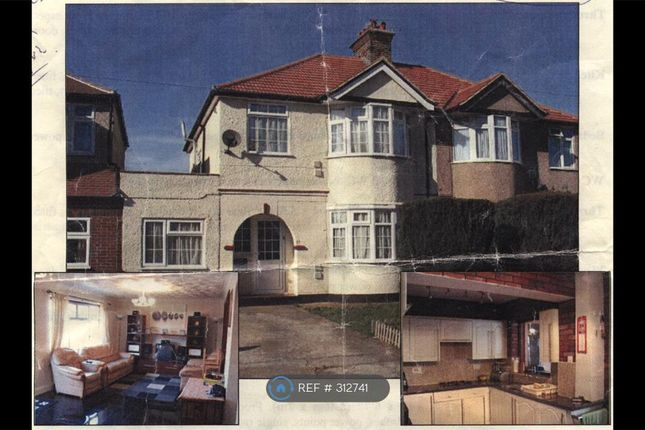 Thumbnail Room to rent in Cambridge Close, London