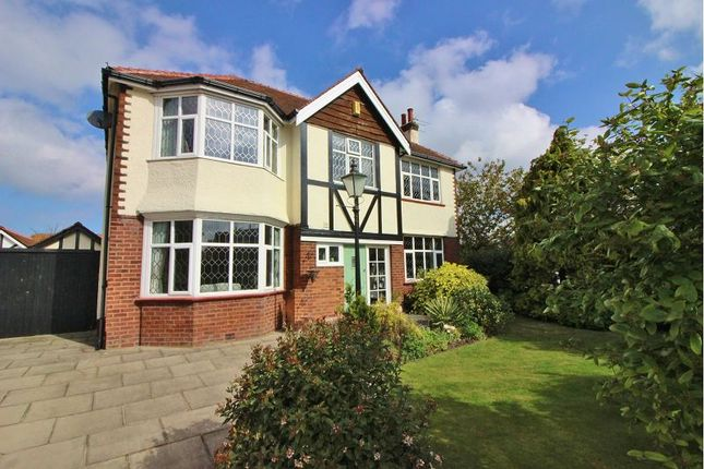 Thumbnail Detached house for sale in Hartley Crescent, Southport