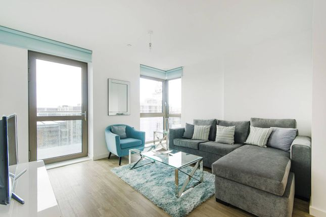 Thumbnail Flat to rent in Olympic Way, Wembley
