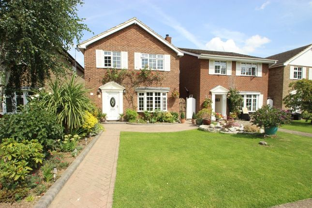 Thumbnail Detached house for sale in Abreys, Benfleet