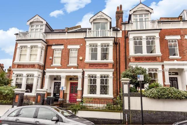 Thumbnail Terraced house for sale in Highgate Avenue, Highgate N6,