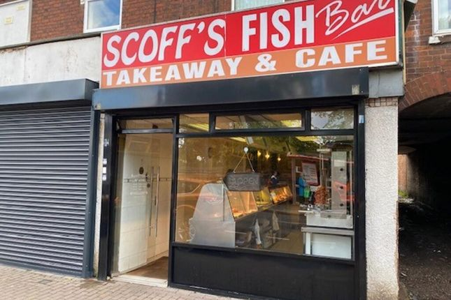 Thumbnail Restaurant/cafe for sale in High Street, Bloxwich, Walsall