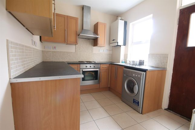 Thumbnail Terraced house to rent in Whitefield Terrace, Newcastle Upon Tyne