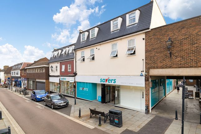 2 bed flat for sale in Angel Pavement, Royston SG8