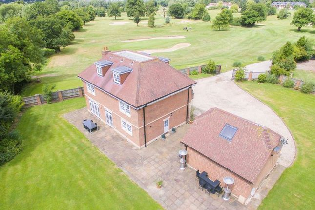 Thumbnail Detached house for sale in Alms Houses, High Road, Chigwell