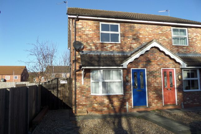 Thumbnail Semi-detached house for sale in Sandsfield Lane, Gainsborough