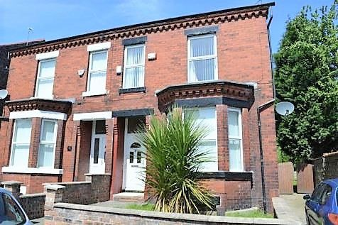 Thumbnail Room to rent in Trafalgar Road, Salford, Greater Manchester