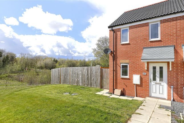 2 bed semi-detached house for sale in Buckthorn Grove, Middlesbrough TS8