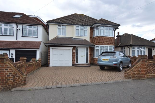 Thumbnail Detached house for sale in Recreation Avenue, Romford