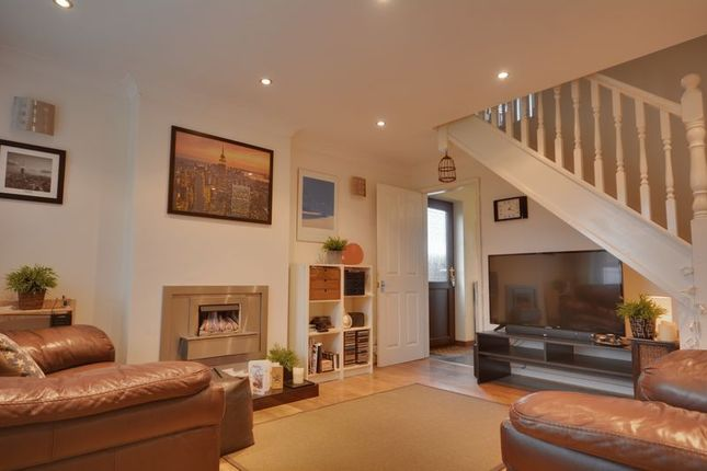 Thumbnail Semi-detached house for sale in Foxwood Chase, Accrington
