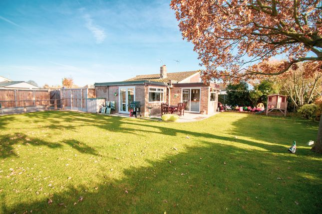 Thumbnail Semi-detached bungalow for sale in Alfells Road, Elmstead, Colchester