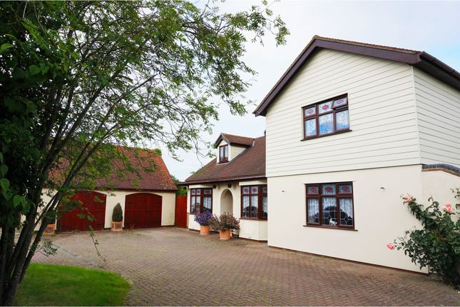 Thumbnail Detached house for sale in Frating Road, Thorrington