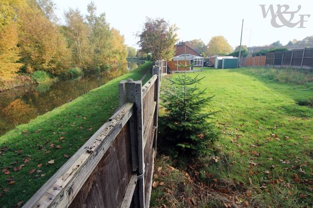 Thumbnail Land for sale in Kingsbury Road, Minworth, Sutton Coldfield