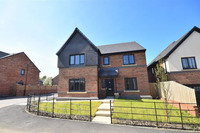 Thumbnail Detached house for sale in Leighfield Drive, Burdon Rise, Sunderland