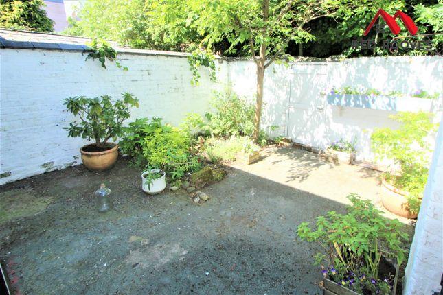 Rear Yard of Garden Cottages, West Derby L12