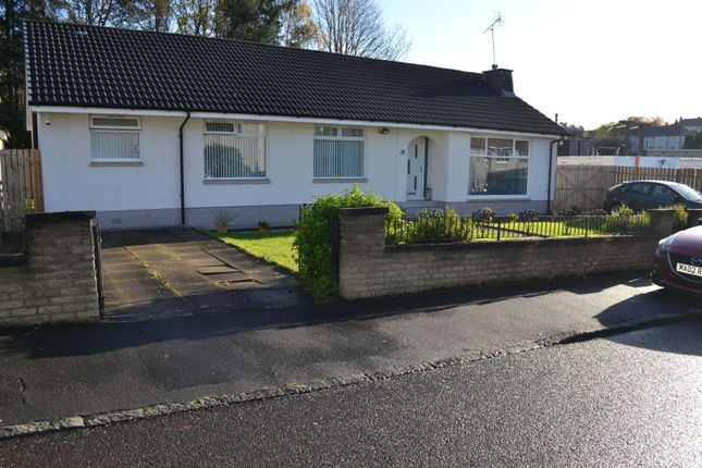Thumbnail Detached bungalow to rent in Milton Mains Road, Clydebank