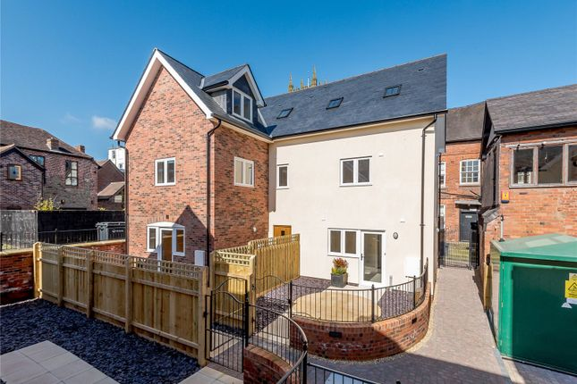 Thumbnail Semi-detached house for sale in Steeple Mews, Pepper Lane, Ludlow, Shropshire
