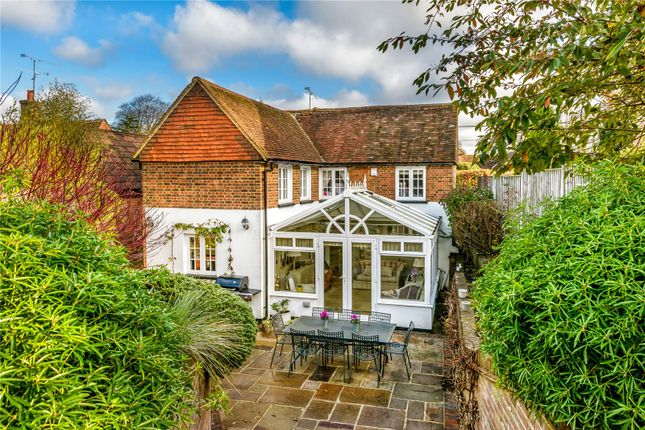 Thumbnail Detached house for sale in Church Street, Crondall, Farnham, Hampshire